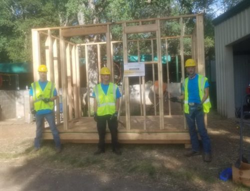 Inspected Sponsors CIEF Design Build Competition: California School Students Participate in Construction Competition for Hands-on Experience and Scholarships